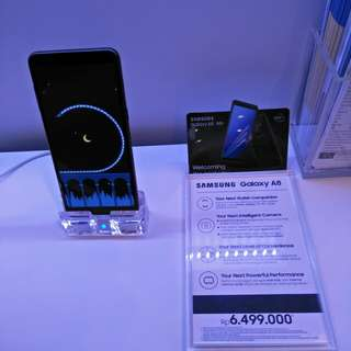 Cicilan Samsung A8 Bisa Dapet Pulsa Setahun