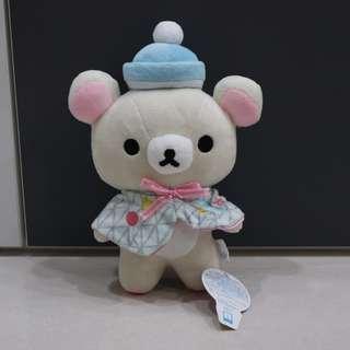 rilakkuma toy / bear toy / gift ideas / plushie / soft toy / Tokyo Skytree