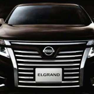 Promo Nissan Elgrand Diskon Besar