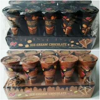 Ice Cream Cone Chocolate