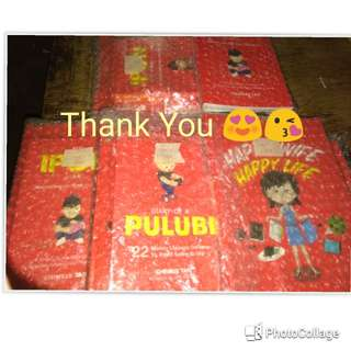 Thanks for your order.. 😍