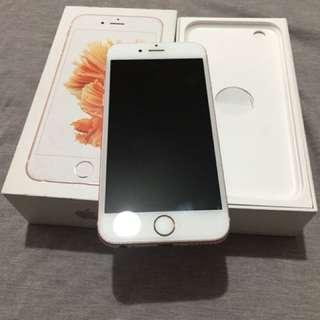 I phone 6s 128g iOS 10.3