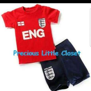 England World Cup Set 2T on sale