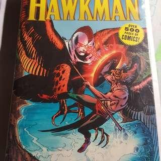 Justice League of America & Hawkman(2 books 2本)不散賣