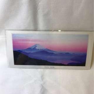 🚚 富士山明信片