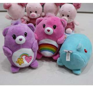 Carebear soft toy / mini size care bear for gifts / valentine's gift