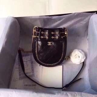 面交 Chanel 香奈兒 最新款水桶包