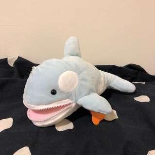 娃娃-海豚零錢包