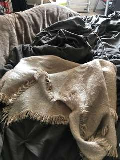 Very soft and big urban outfitters  blanket scarf
