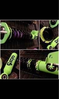 Gecko coilover Nissan Sylphy '15