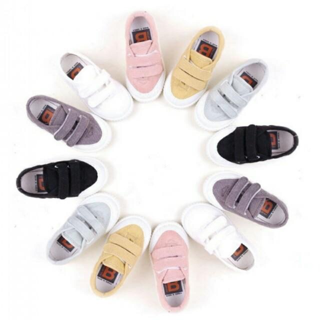 🇰🇷 兒童奶油頭懶人鞋