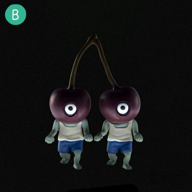 水果殭屍 第一代 櫻桃