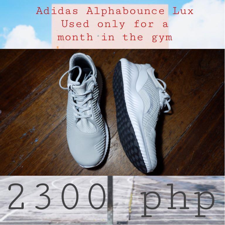 Adidas Alphabounce Adidas Lux, Preloved Carousell Moda Alphabounce Mujer, Zapatos en Carousell 71182dd - immunitetfolie.website