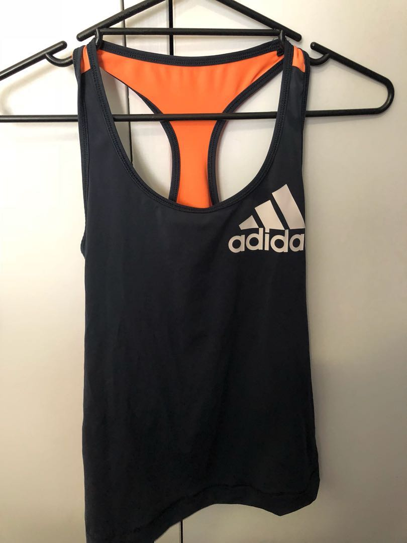 Adidas Singlet Top (small)