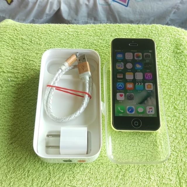 APPLE  iphone 5c 32g