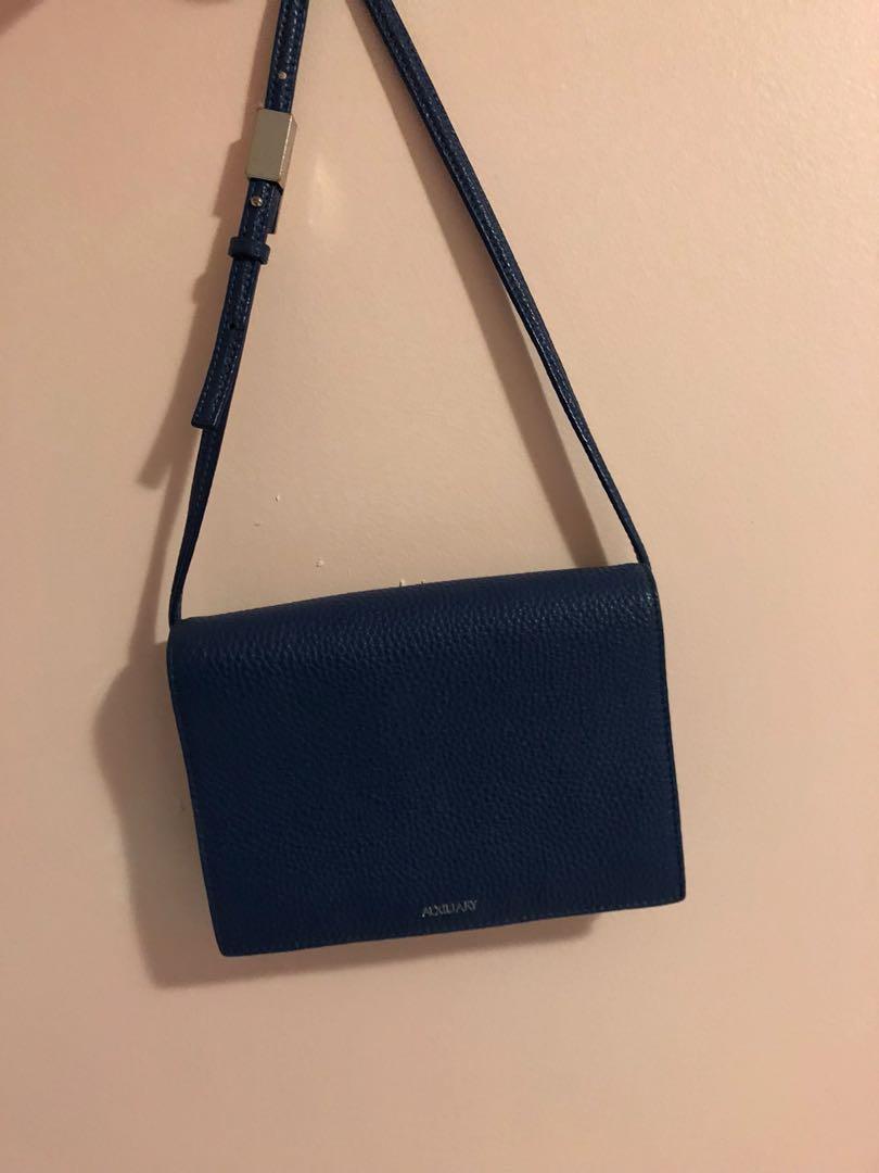 Aritzia Auxiliary Side Bag