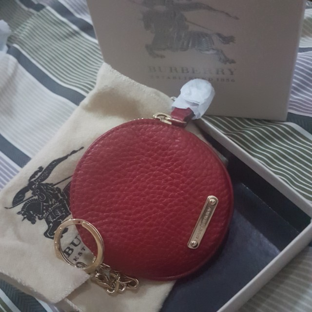 Authentic Burberry Coin Purse