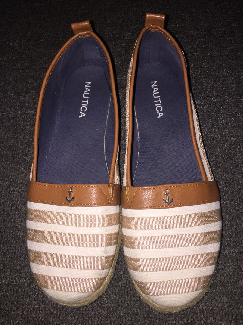 Authentic Nautica Espadrilles (Size: US 7)