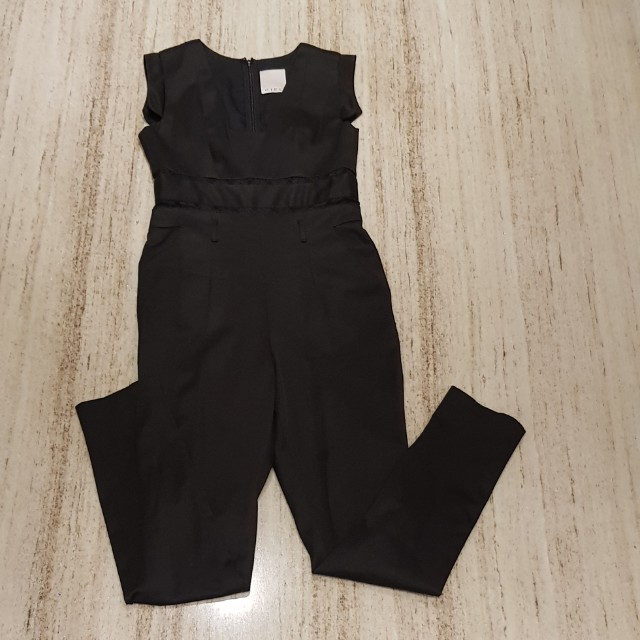 Black ciel jumpsuit