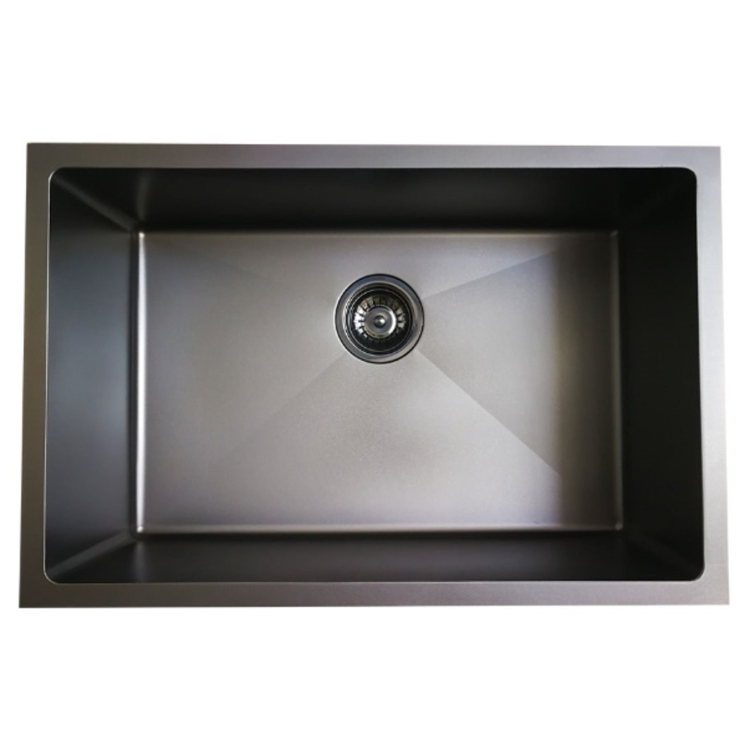 Black Stainless Steel Kitchen Sink Home Appliances On Carousell