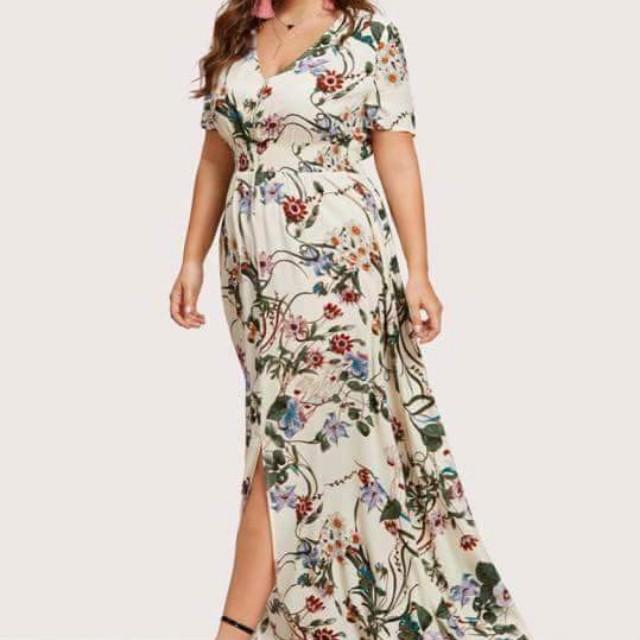 BN plussize maxi dress