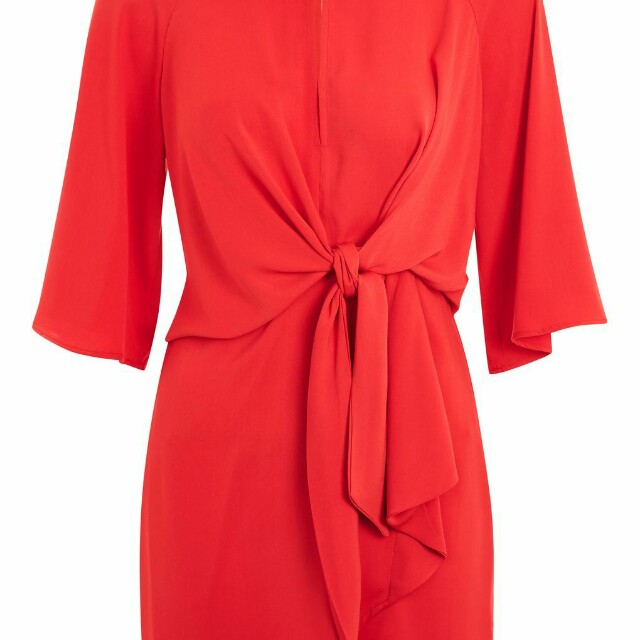BNWT MINI RED DRESS