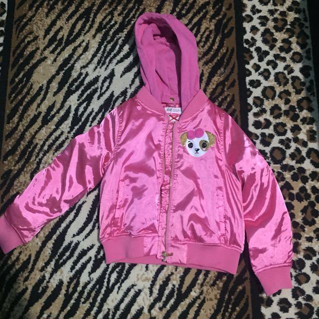 Bomber jacket anak
