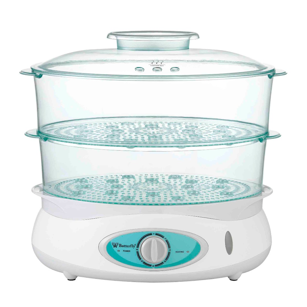 Butterfly Food Steamer 12.8L BS-6212, Kitchen & Appliances on Carousell
