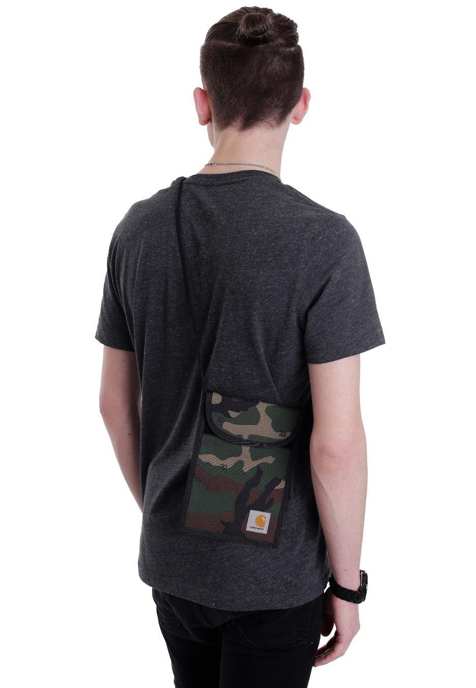 0af220af9b CARHARTT WIP Collins Neck Pouch Camo Duck Laurel, Men's Fashion, Men's Bags  & Wallets on Carousell