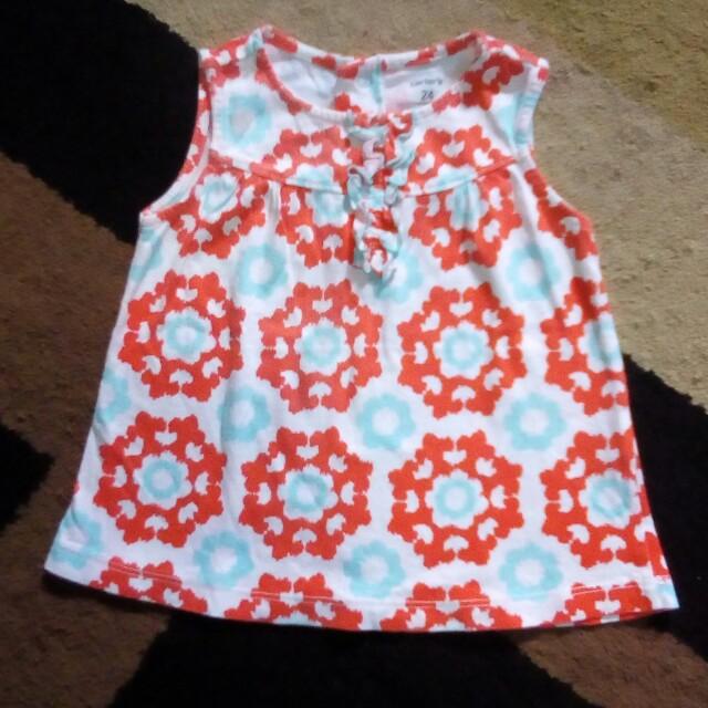 Carters dress baby