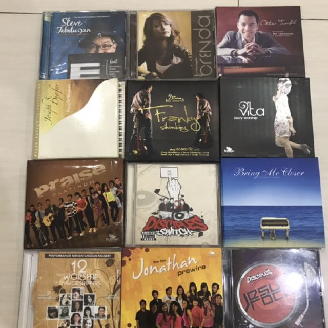 cd rohani indonesia