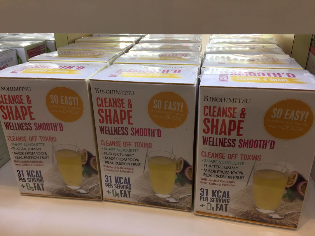 Cleanse And Shape Food Drinks Beverages On Carousell Green Coffee Kopi Hijau Siap Minum Photo