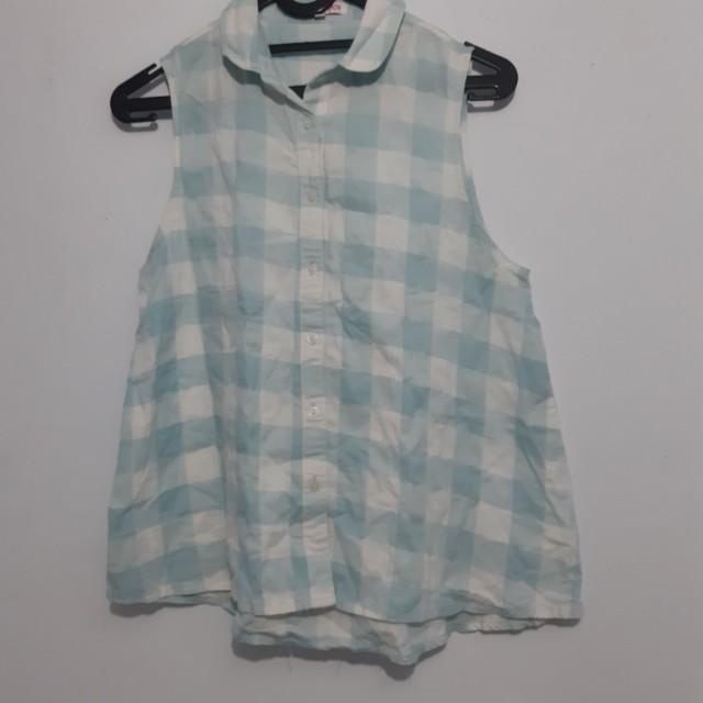 Colorbox sleeveless shirt