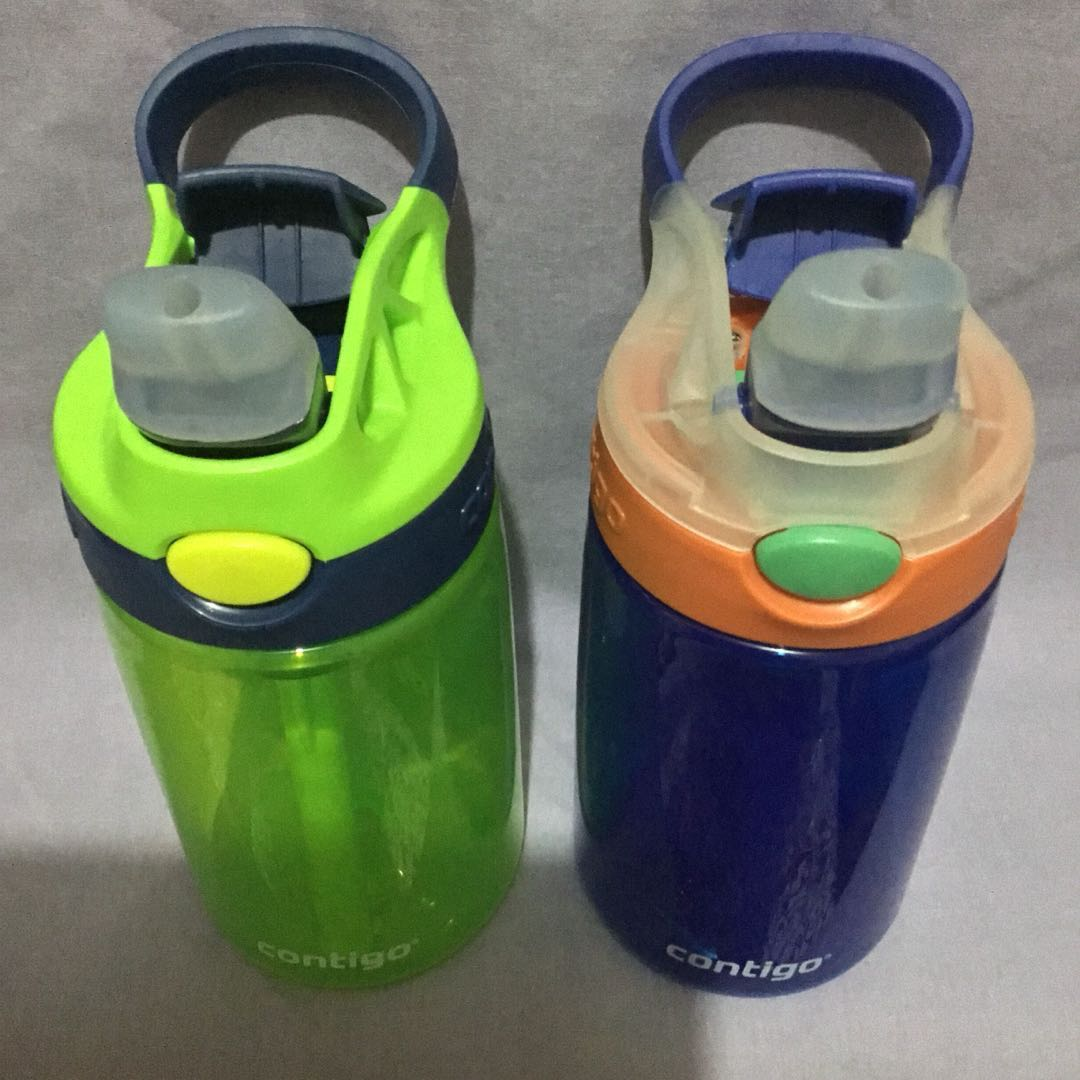 Contigo Autospout Straw Water Bottle