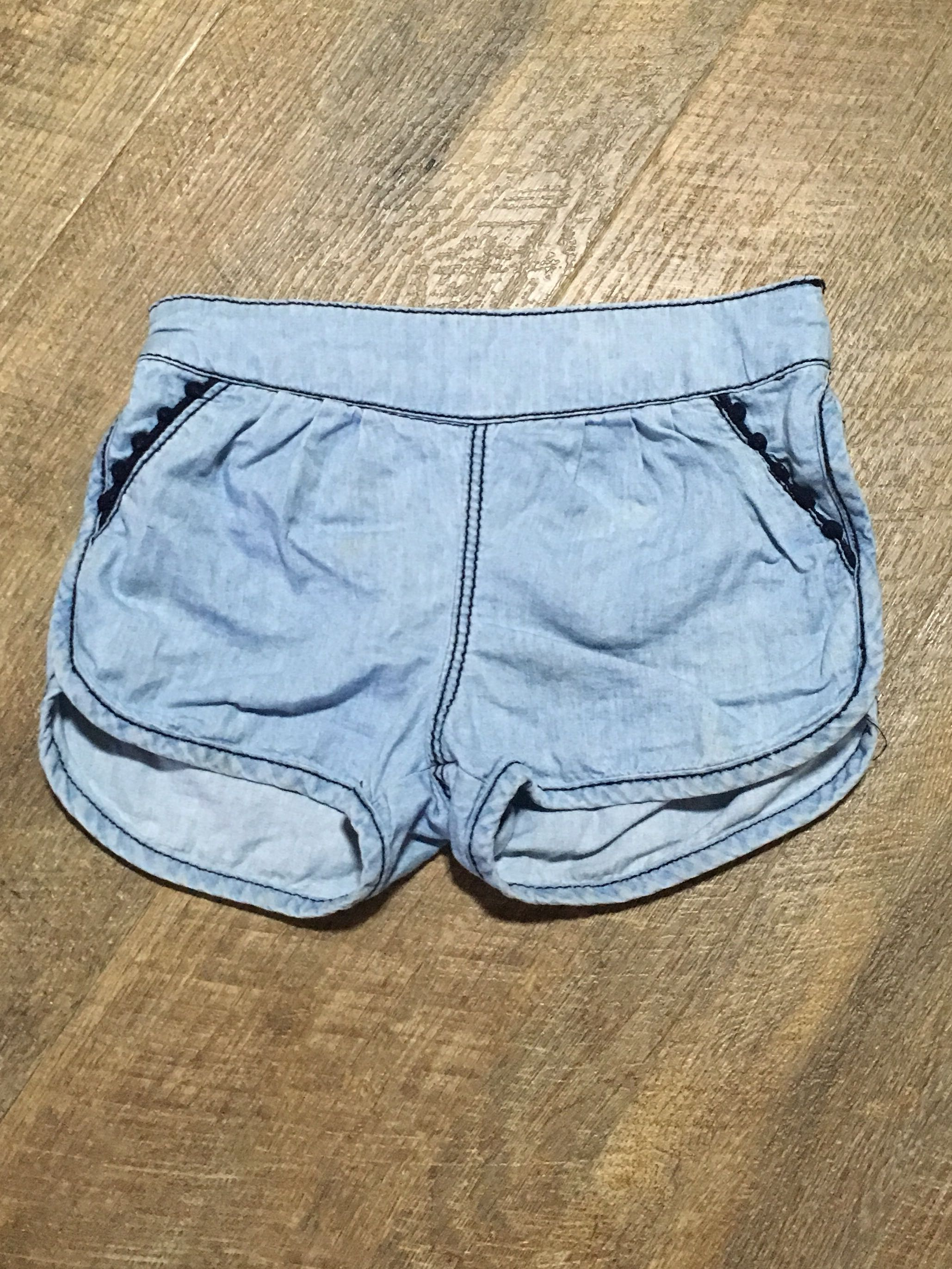Cotton On Baby chambray shorts