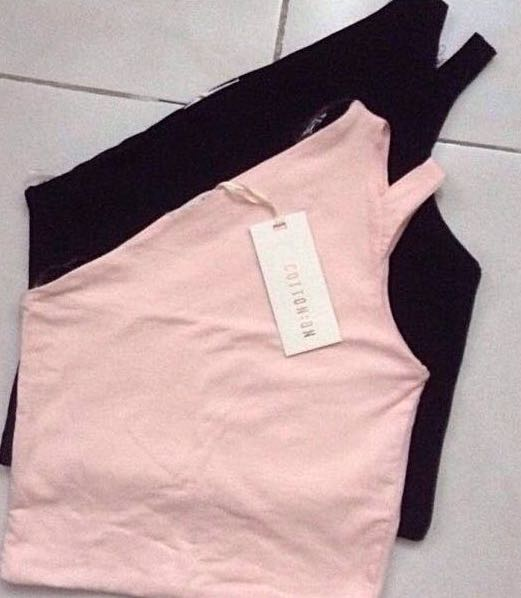 Cotton On Coby One Shoulder Top