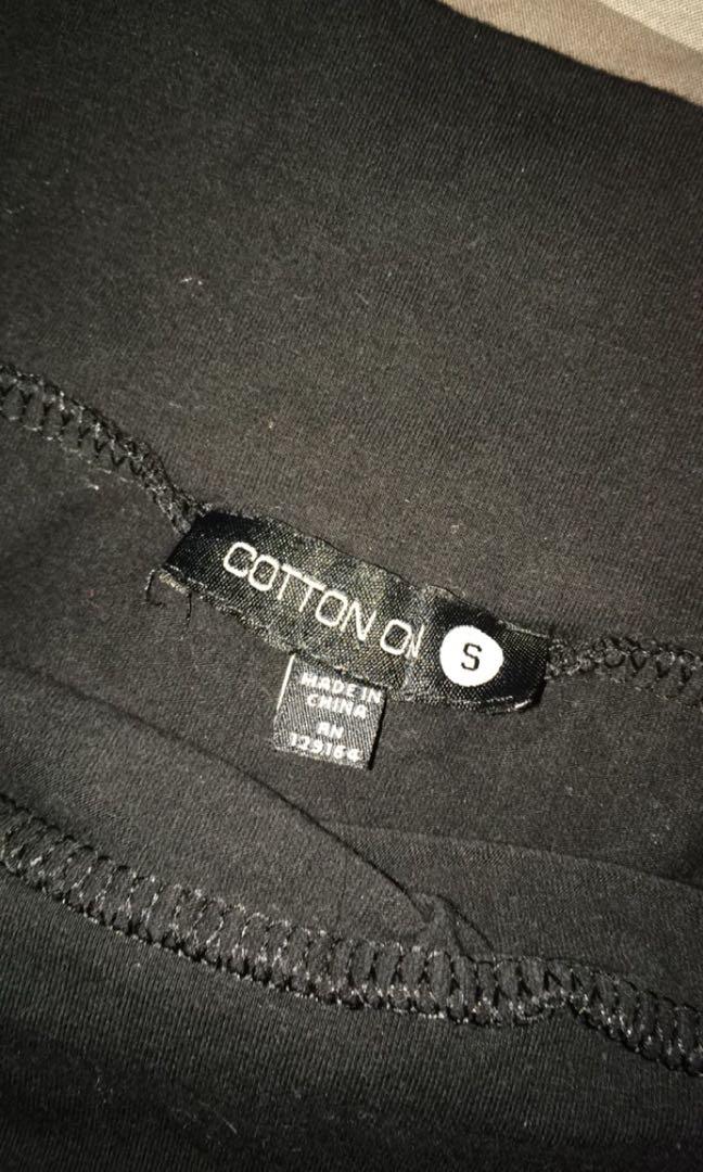 Cotton on short Skirt