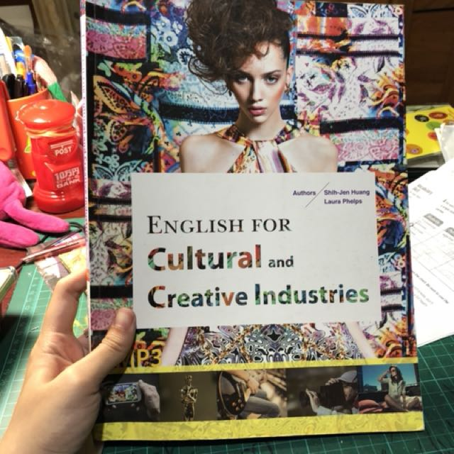English for cultural and creative