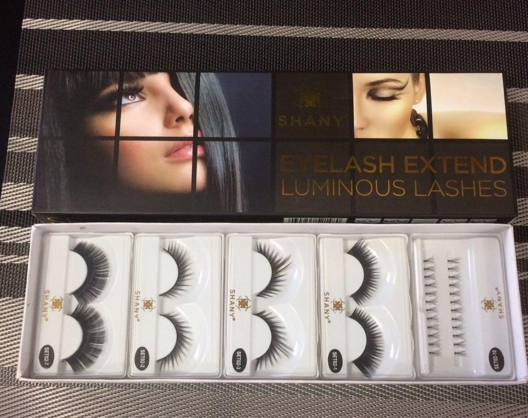 Eyelash set of 5