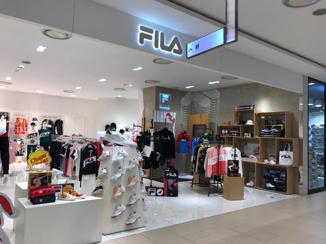 FILA KOREA, Women's Fashion, Clothes, Tops on Carousell