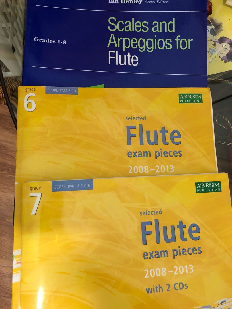 Abrsm Flute Exam Pieces 2008-2013 Grade 1 Part Only Musical Instruments & Gear