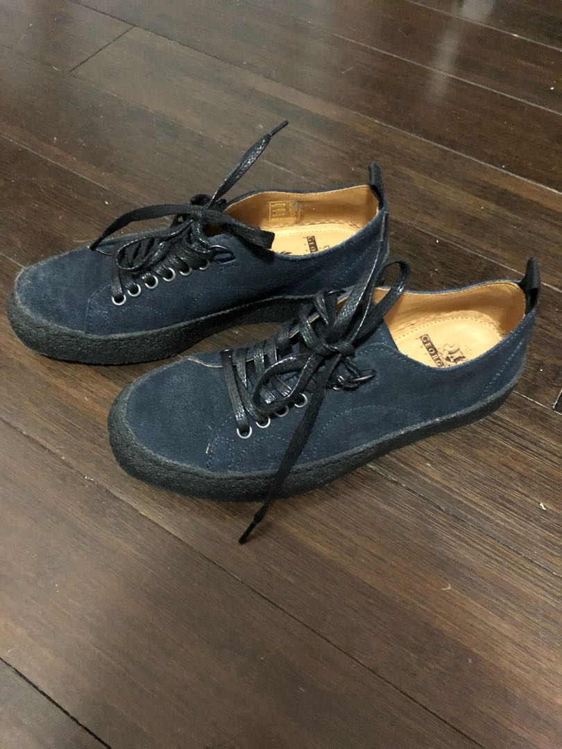 Fred Perry Platform Sneakers 36