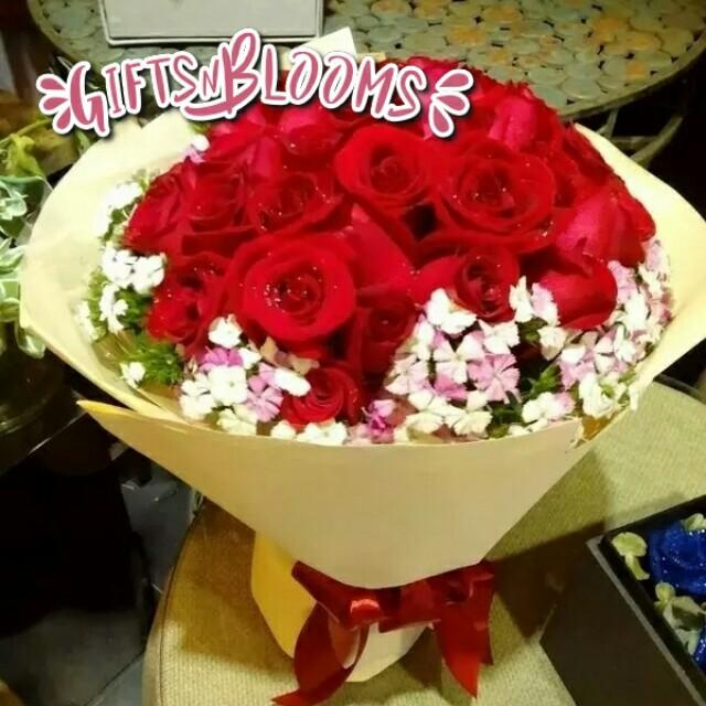 Fresh Flower Bouquet Anniversary Birthday Flower Gifts Graduation ...