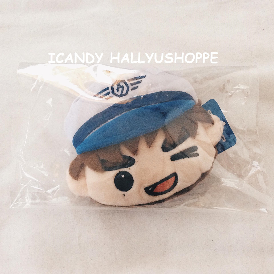GOT7 - GOTOON FACE CARD CASE (FLY IN SEOUL FINAL GOODS) (YUGYEOM)