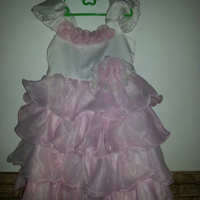 Gown for Little Girls