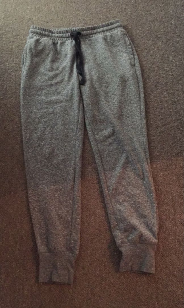 Grey trackpants