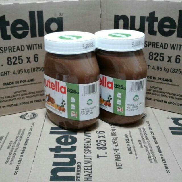 Halal Nutella