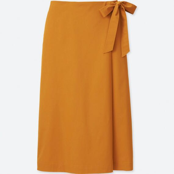 High wasted Wrap midi Flare Pants