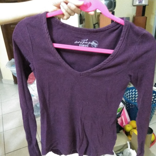 H&M L.O.G.G series Long Sleeve Sweater.