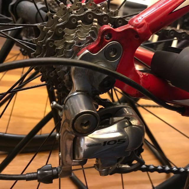 Hybrid Training Bicycle